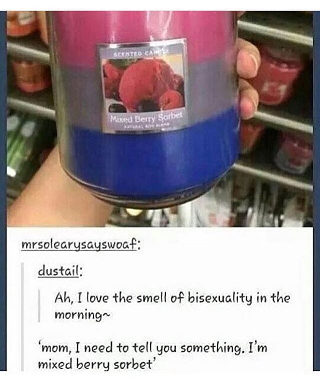 Lesbian makes candles for lover 5
