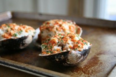 Baked Stuffed Clams | Tasty Kitchen: A Happy Recipe Community!