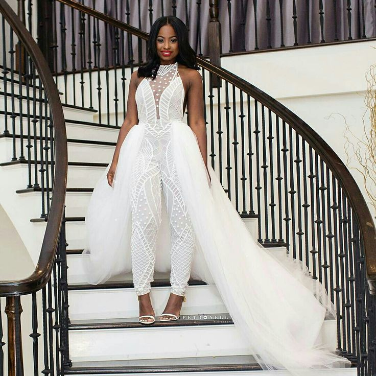 Jumpsuits To Wear To A Wedding: Jumpsuit By Brittany Deshields