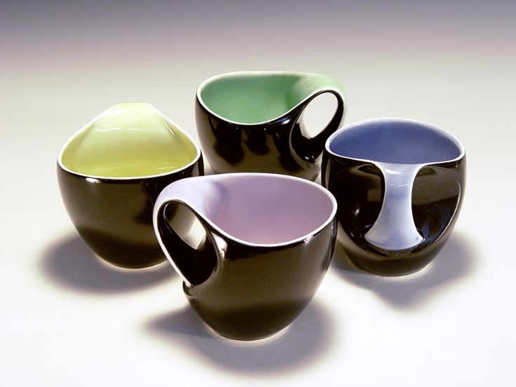 Unique Shaped Coffee Mugs
