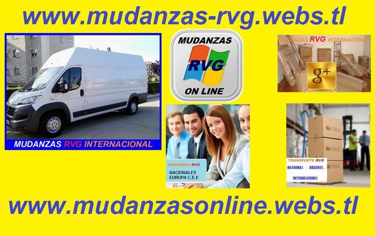 MUDANZAS  RVG - NACIONALES / INTERNACIONALES / URGENTES. Mudanzas en SORIA. BURGOS.ZARAGOZA.HUESCA.TERUEL. Mudanzas nacionales e internacionales. Mudanzas a Europa. (http://www.mudanzas-rvg.webs.tl)