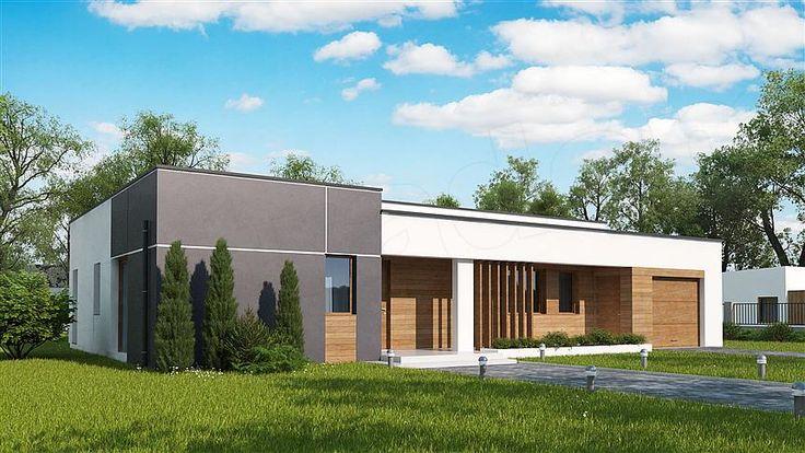 Projekt domu Zx102 GP