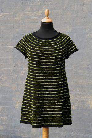 KONFETTI short-sleeved tunic by Hanne Falkenberg
