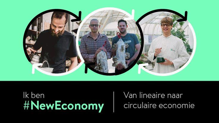 In BlueCity, gevestigd in voormalig Tropicana, vestigen zich ondernemers in de circulaire economie. In 'Ik ben #neweconomy lichten we hen één voor één uit.