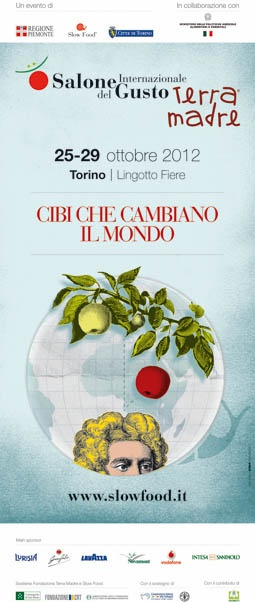 Salone del Gusto / Terra Madre _ communication and graphics design by BODA' | www.boda.it