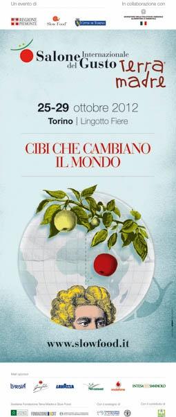Salone del Gusto / Terra Madre _ communication and graphics design by BODA'   www.boda.it