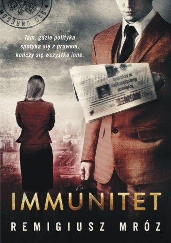 Okładka książki Immunitet