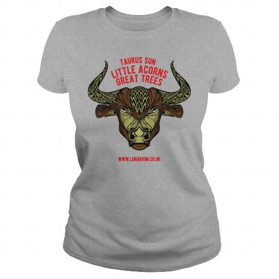 Taurus Star Sign Zodiac Shirt