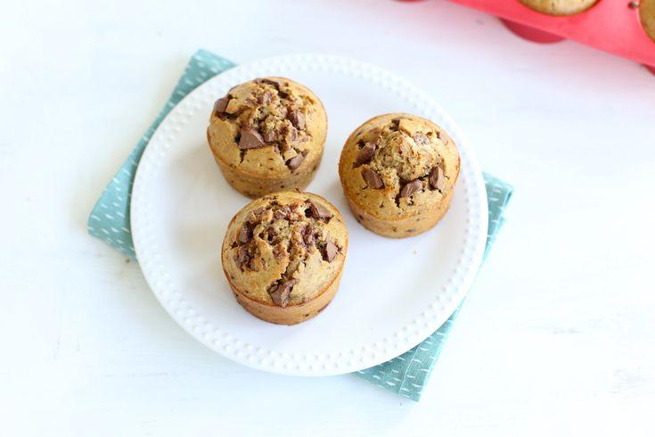 Chocolade-koffie muffins - Lekker en Simpel
