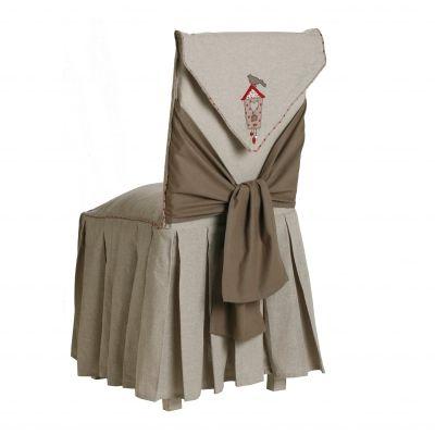 housse de chaise longue coucou blancheporte d co int rieure pinterest housses de chaises. Black Bedroom Furniture Sets. Home Design Ideas