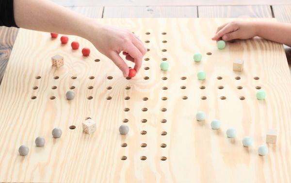 wahoo board game - diy Christmas gift idea #ParentsGifts #ParentsMagazine