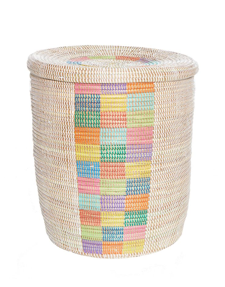 261 best baskets images on pinterest - High end laundry hamper ...