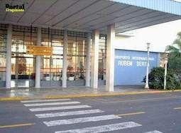 Aeroporto Internacional Rubem Berta 3 Aeroporto Internacional Rubem Berta   Uruguaiana Rio Grande do Sul