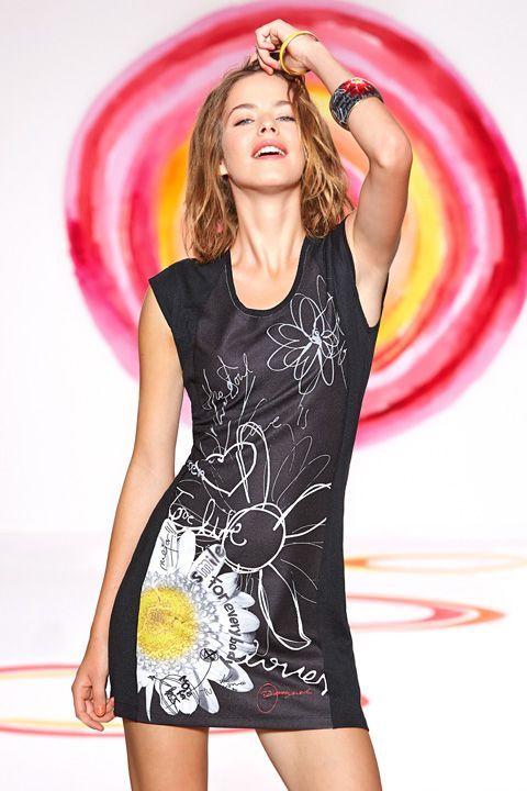 Catálogo de Moda de Mujer Desigual. Venta de ropa online en la Tienda Oficial Desigual