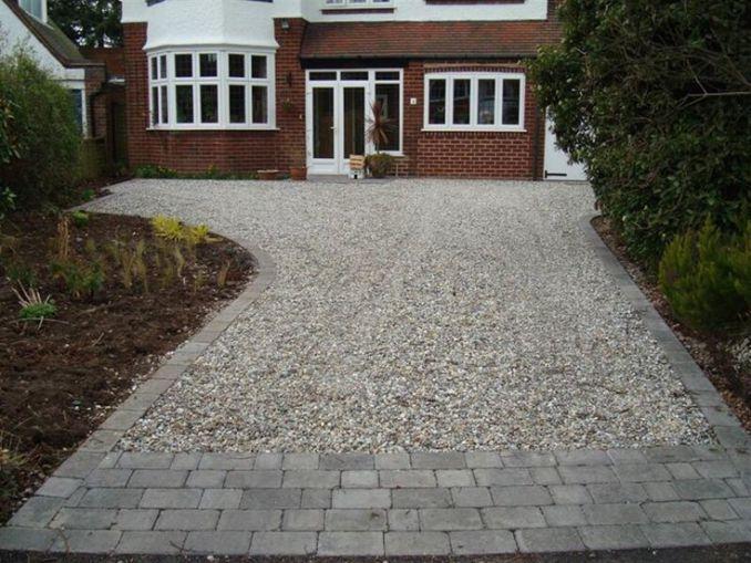 Best Gravel For Driveways Stone : Best stone driveway ideas on pinterest gravel