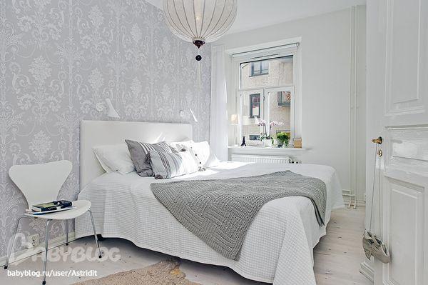 Белая мебель для спальни - Babyblog.ru
