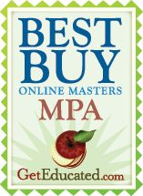 Best Buy Master of Public Administration & Master of Public Affairs