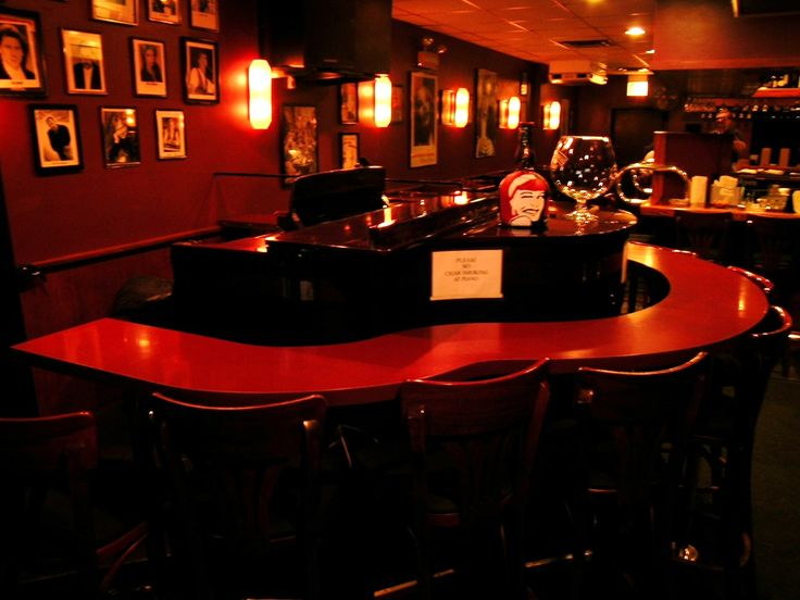 The Redhead Piano Bar at 16 W Ontario St, Chicago IL #TheMagnificentMile