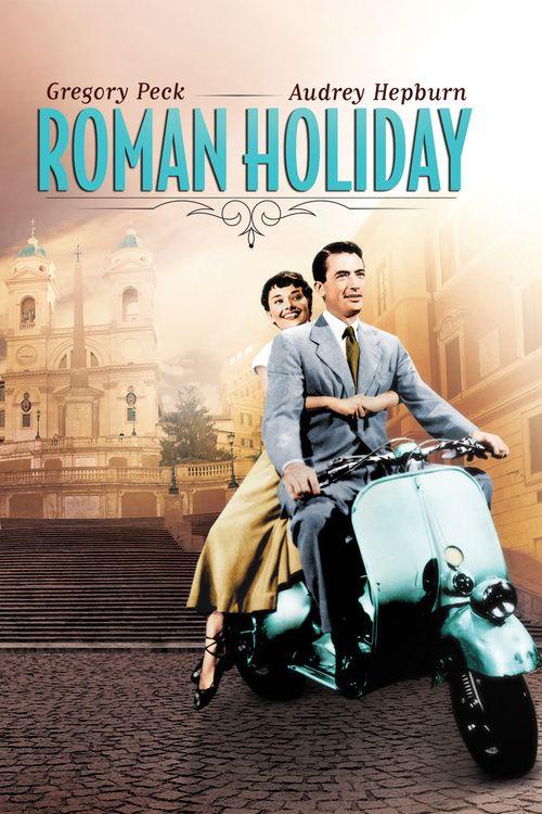 Roman Holiday (1953) Full Movie Streaming HD