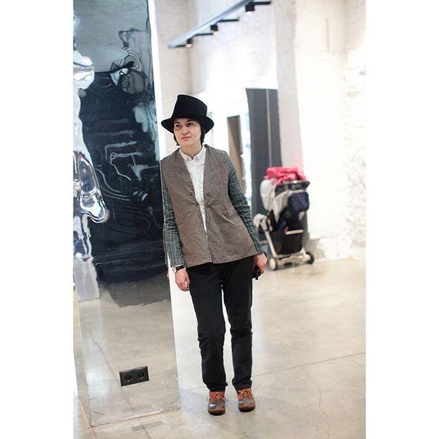 Диля в Your Hat Number 563 & Your Clothing Number 623  #yourhatnumber…