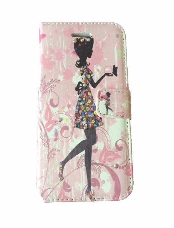 FoneBitz - iPhone 6 Girl Bling case