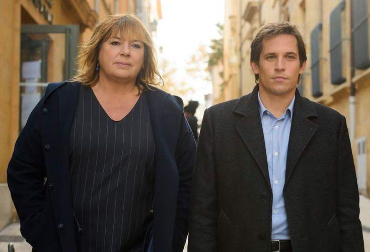 Michèle Bernier (Constance MEYER) et Antoine Hamel (Boris)