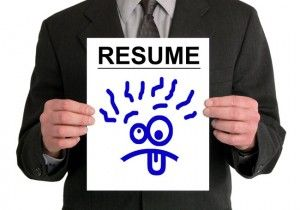 When Your Resume Looks Like Bad News - By www.riddsnetwork.in/about (Best SEO Company India)