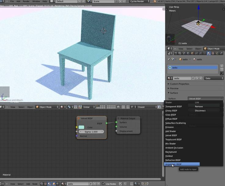 The six lesson to learn Blender 3d, textual tutorial here: disegna3dgratis.blogspot.com