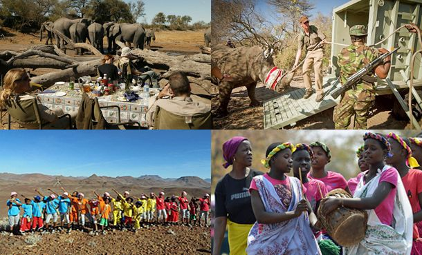 The 4Cs in action: #Commerce #Conservation #Community #Culture What is ecotourism?