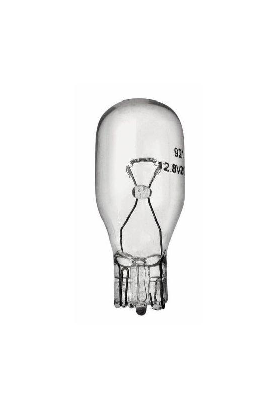Hinkley Lighting 0921 18 Watt Xenon T5 Wedge Base Bulb Clear Bulbs Bulbs Xenon / Krypton