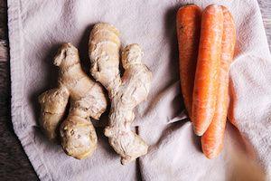 Carrot, Ginger, Orange
