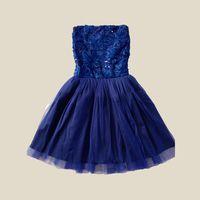 Stella MLia Marianne Dress in Sapphire Blue
