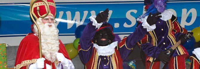 Zwarte Pieten en Sinterklaas, 2008
