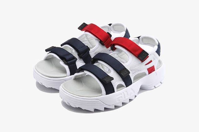 Disrupter Into Summer Sandals