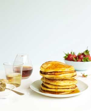 #goopmake Bruce Paltrow's World Famous Pancakes