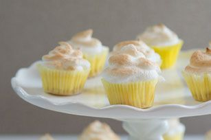 Lemon Meringue Cheesecake Minis