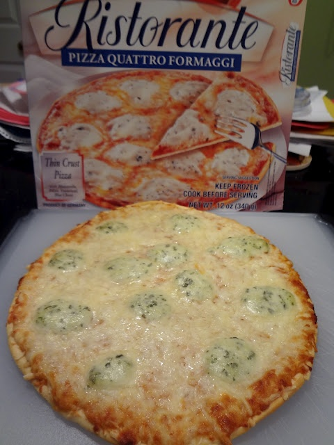 Taste Test - Ristorante Pizza by Dr. Oetker
