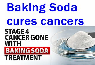 Natural Cures Not Medicine: Curing Cancer With Baking Soda!