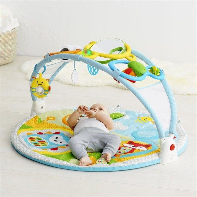 Tapis d'éveil évolutif pour bébé - modèle Arche - Castello   Jeux et Jouets