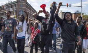 The link between police tactics and economic conditions cannot be ignored