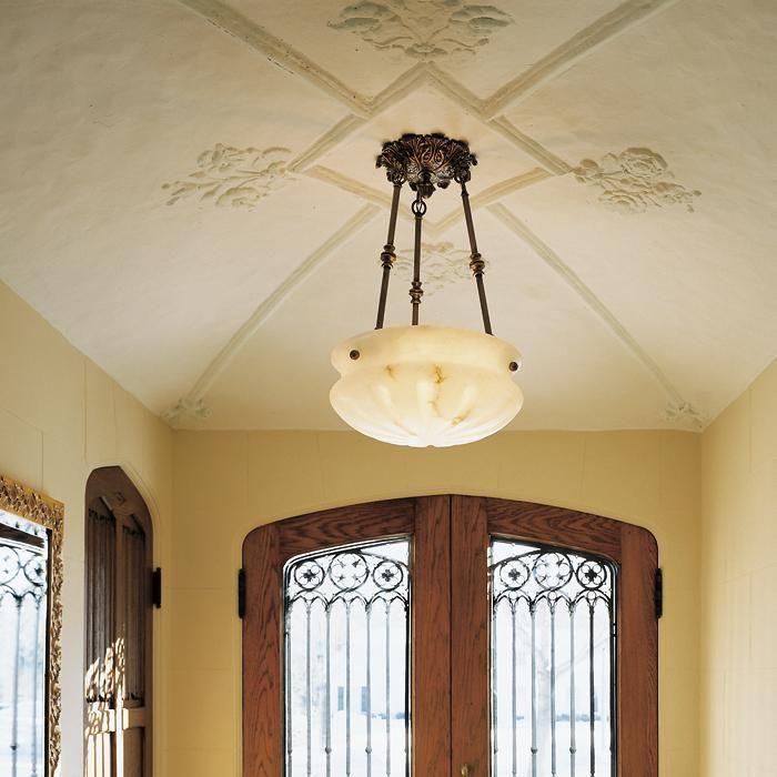 24 best genuine alabaster lighting images on pinterest hanging pantheon alabaster pendant lights circa 1915 foyer brass light gallery aloadofball Images