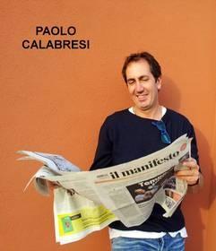 Nicolas Cage (aka Paolo Calabresi) per il manifesto