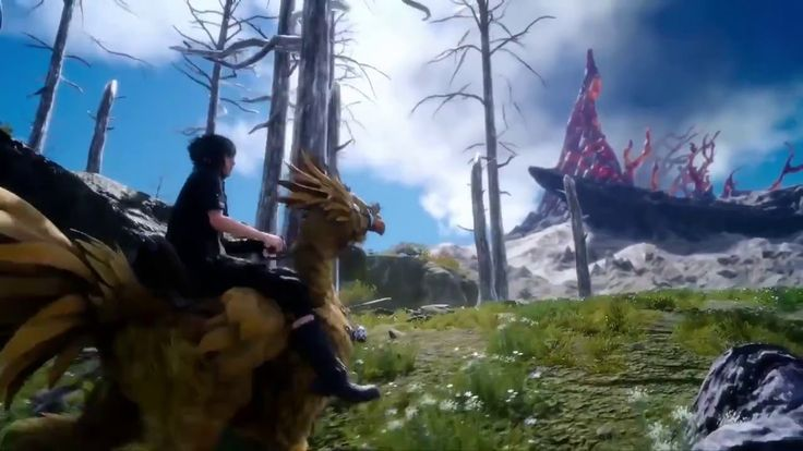 Final Fantasy 15 Trailer Final Fantasy 15 Gameplay NEW 2016