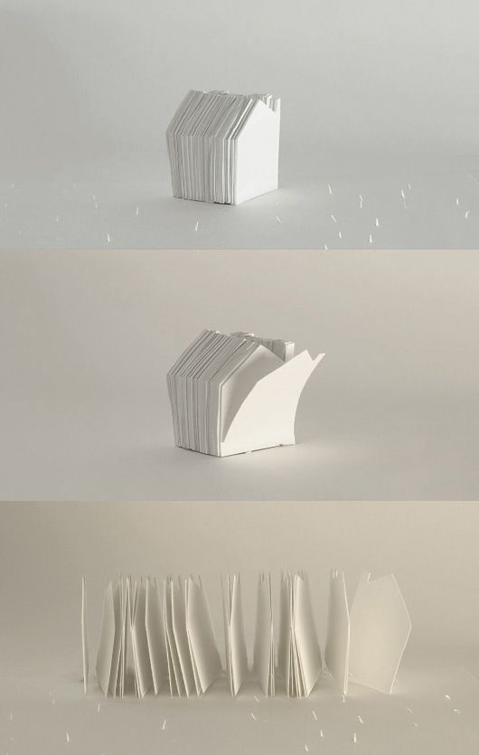 paper animation by Helene Ducrocq