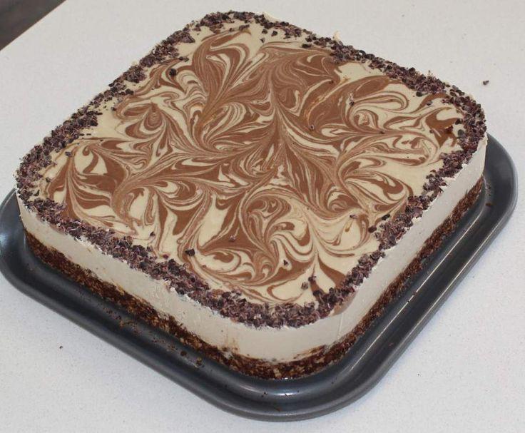 Recipe Tirawmisu cheesecake by Rawsome - Recipe of category Desserts & sweets