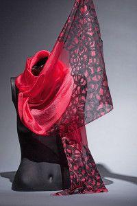 Creative Company | 50 Silk Scarves: Scribbles