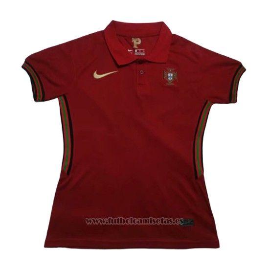 Comprar Camiseta Portugal Primera Mujer 2020 barata Camiseta