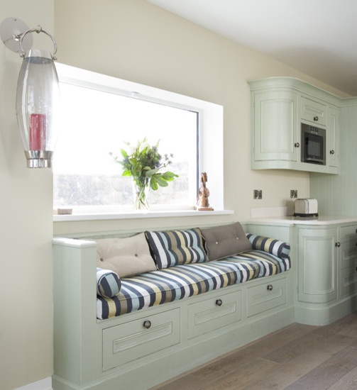 Breakfast Nook Design Banquette For Seating Only No