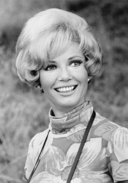 """Ruta Lee - One of the 'brides' from """"Seven Brides for Seven Brothers"""" (credited as Ruta Kilmonis)"""