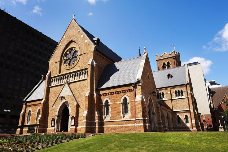 St-Georges Anglican Cathedral Perth Perth Parks